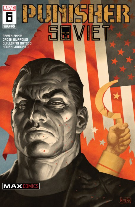 Punisher - Soviet #6