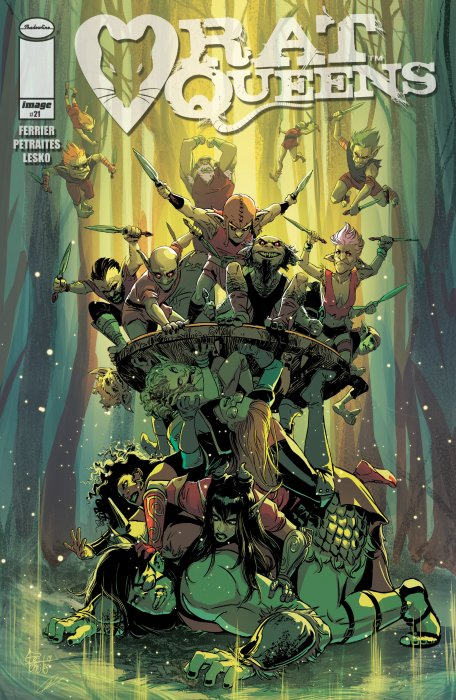 Rat Queens Vol.2 #21
