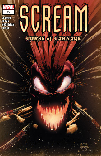 Scream - Curse of Carnage #5