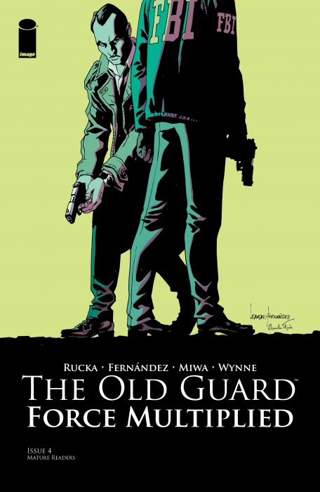 The Old Guard - Force Multiplied #4