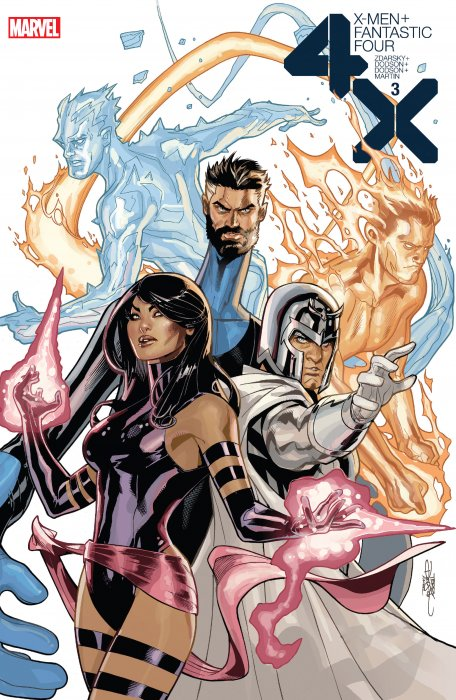 X-Men - Fantastic Four #3