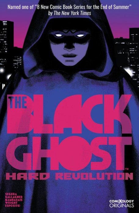 The Black Ghost Vol.1 - Hard Revolution