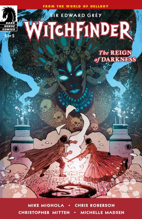 Witchfinder - The Reign of Darkness #5