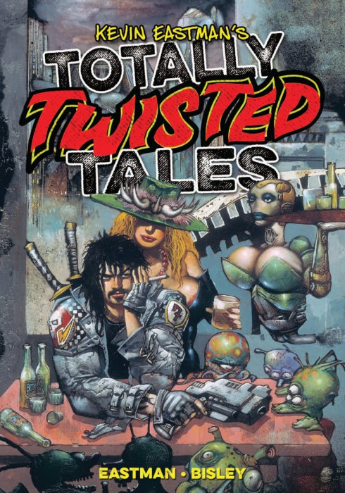 Kevin Eastman's Totally Twisted Tales #1