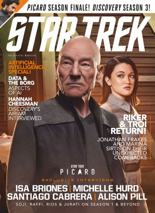 Star Trek Magazine #75