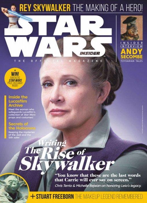 Star Wars Insider #196