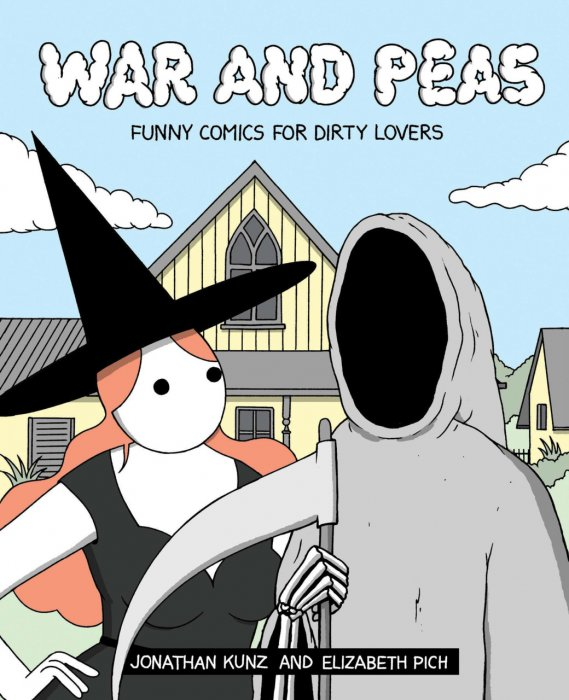War and Peas #1 - SC