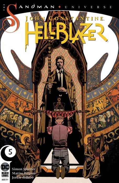 John Constantine - Hellblazer #5