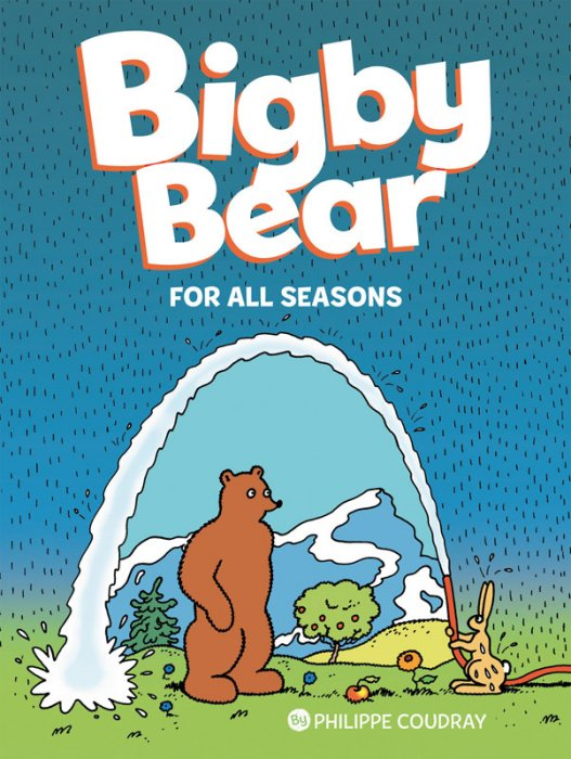 Bigby Bear - Book 2 - For All Seasons
