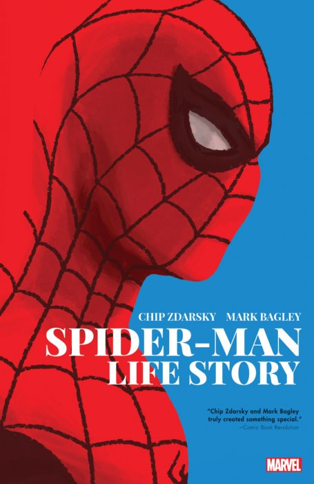 Spider-Man - Life Story  #1 - TPB