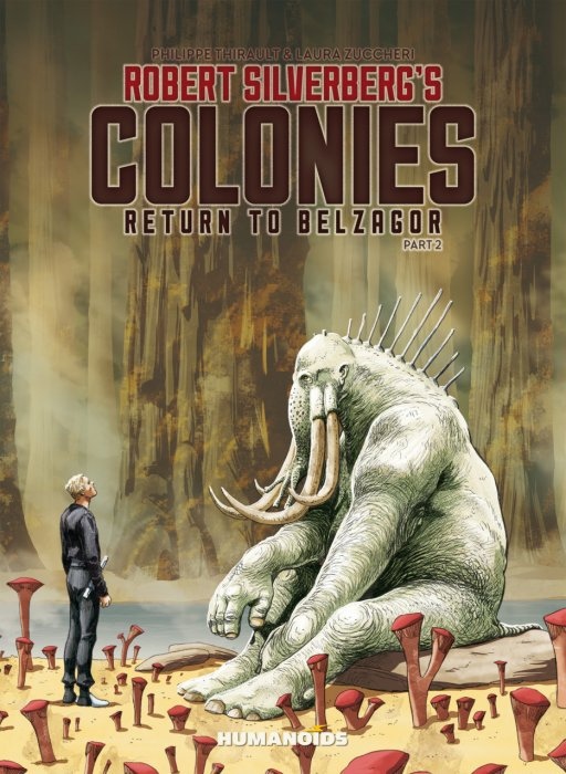 Robert Silverberg's Colonies Vol.2