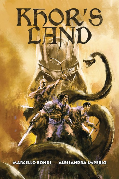 Khor's Land #1 - GN