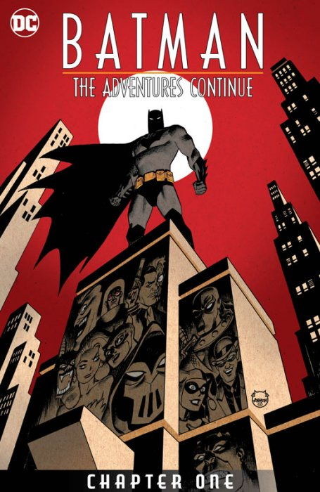 Batman - The Adventures Continue #1