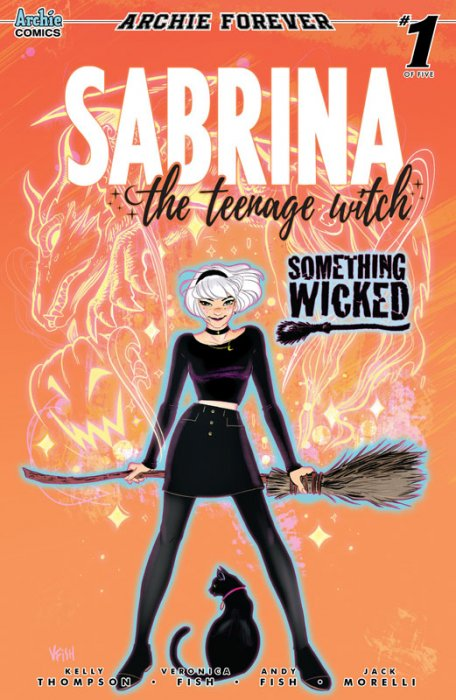 Sabrina - Something Wicked #1