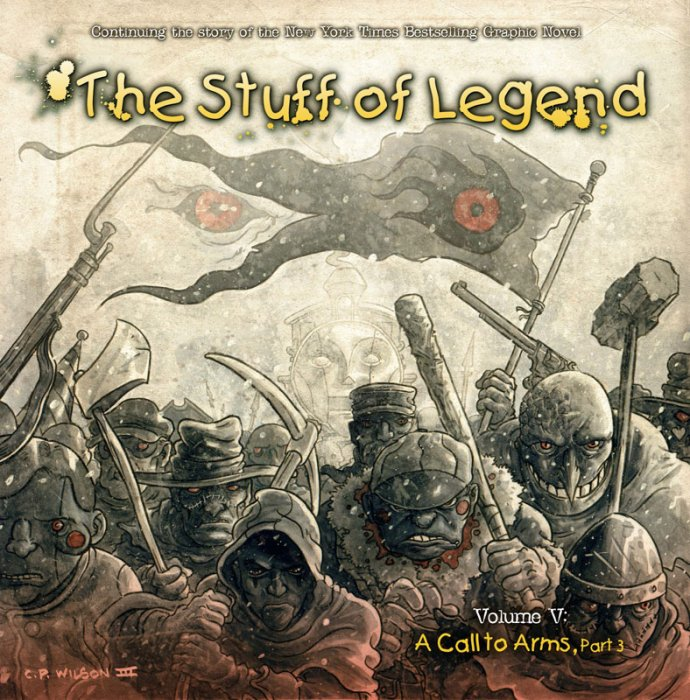 The Stuff of Legend Vol.5 - A Call to Arms #3