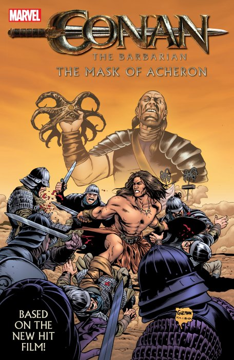 Conan The Barbarian - The Mask Of Acheron #1