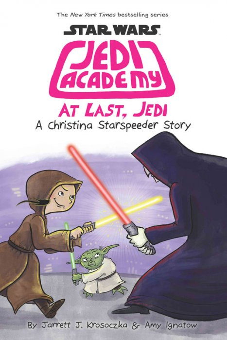 Star Wars - Jedi Academy #9 - At Last, Jedi