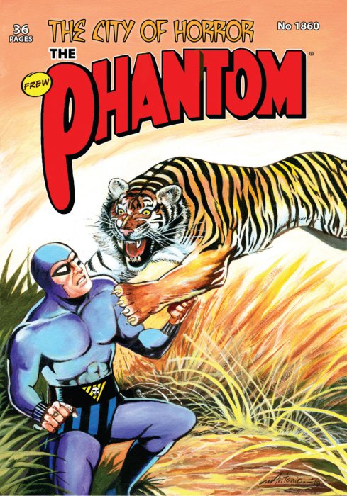 The Phantom #1860