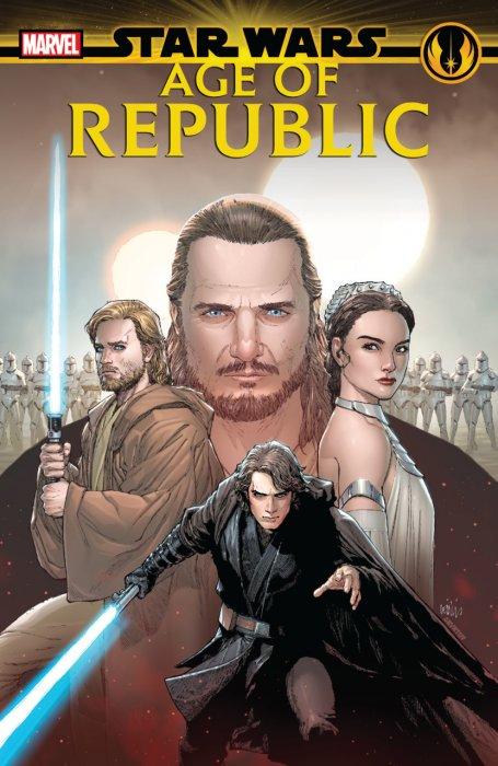 Star Wars - Age Of Republic #1 - HC