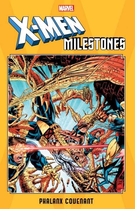X-Men Milestones - Phalanx Covenant #1 - TPB