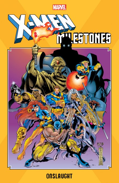 X-Men Milestones - Onslaught #1 - TPB