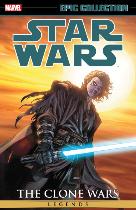 Star Wars Legends Epic Collection - The Clone Wars Vol.3