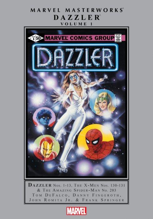 Marvel Masterworks - Dazzler Vol.1