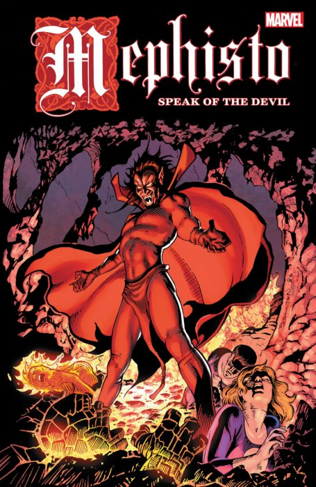 Mephisto - Speak of the Devil #1 - TPB