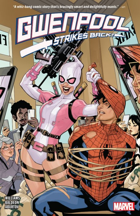 Gwenpool Strikes Back #1 - TPB