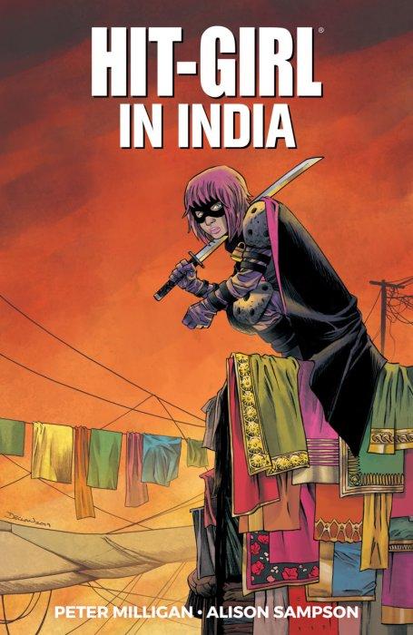 Hit-Girl Vol.6 - In India