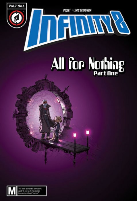 Infinity 8 #19 - All for Nothing