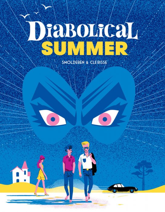 Diabolical Summer #1 - GN