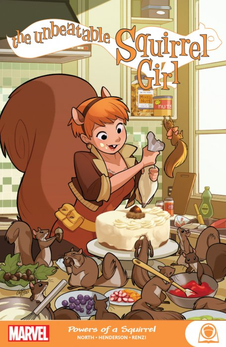 The Unbeatable Squirrel Girl - Powers of a Squirrel #1 - TPB