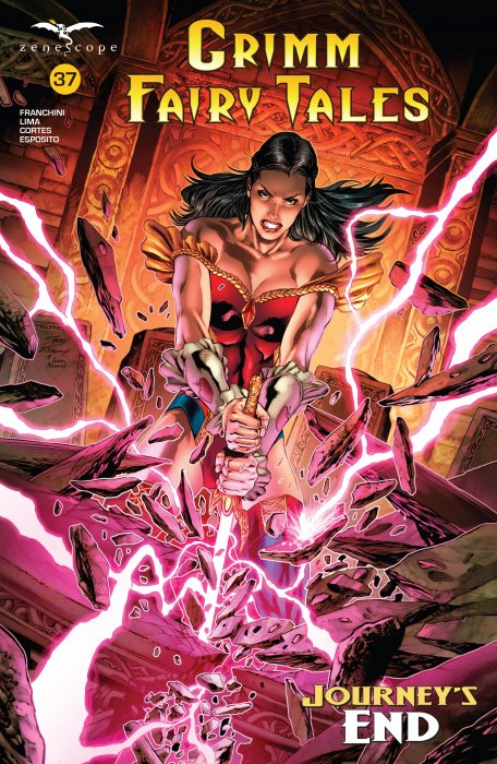 Grimm Fairy Tales Vol.2 #37