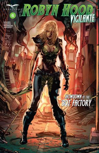 Robyn Hood - Vigilante #6