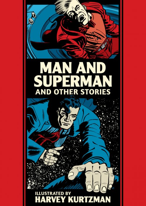 Man and Superman and Other Stories #1