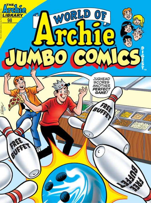 World of Archie Comics Double Digest #98