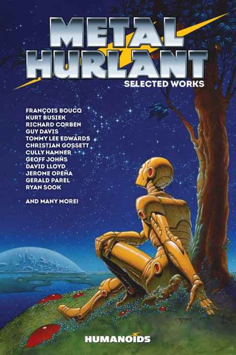 Metal Hurlant - Selected Works #1 - TPB