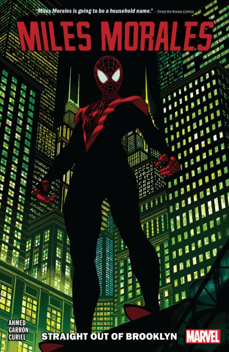 Miles Morales Vol.1 - Straight Out of Brooklyn