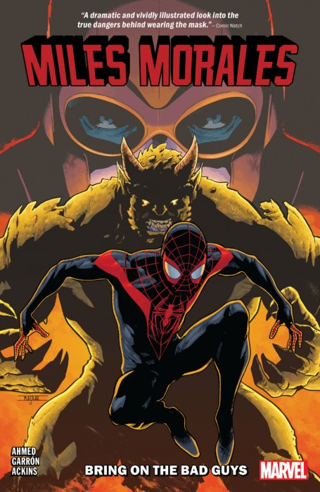 Miles Morales Vol.2 - Bring on the Bad Guys