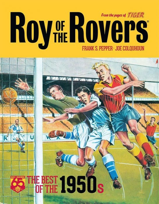 Roy of the Rovers - The Best of the 1950s #1