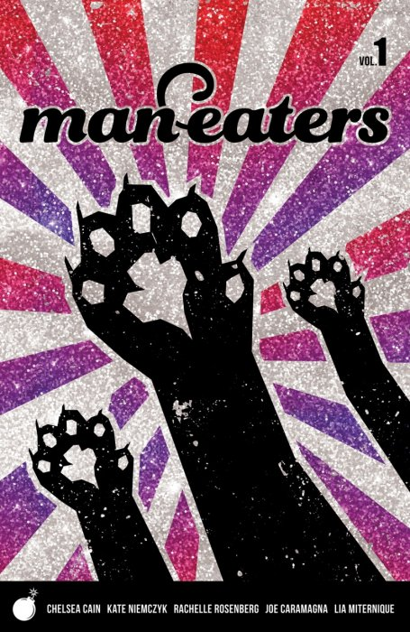 Man-Eaters Vol.1-3