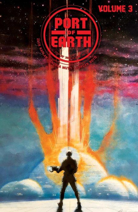 Port of Earth Vol.3