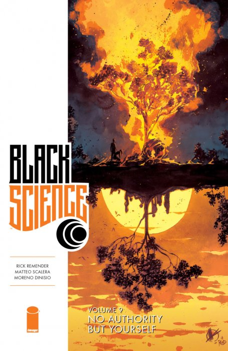 Black Science Vol.9 - No Authority But Yourself