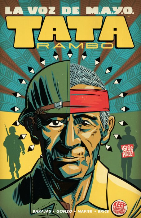 La Voz De M.A.Y.O. Vol.1 - Tata Rambo