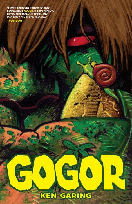 Gogor #1 - TPB