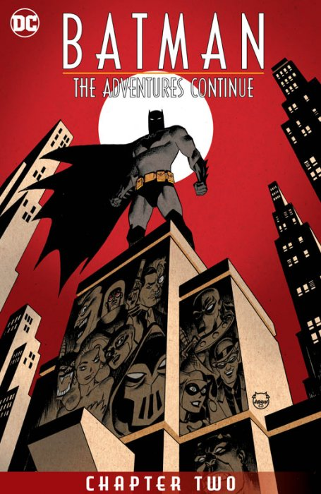 Batman - The Adventures Continue #2