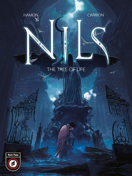Nils #2 - Cyan