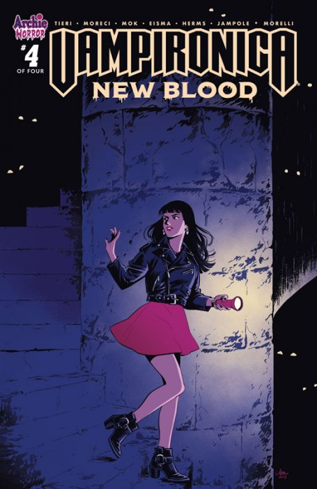 Vampironica - New Blood #4