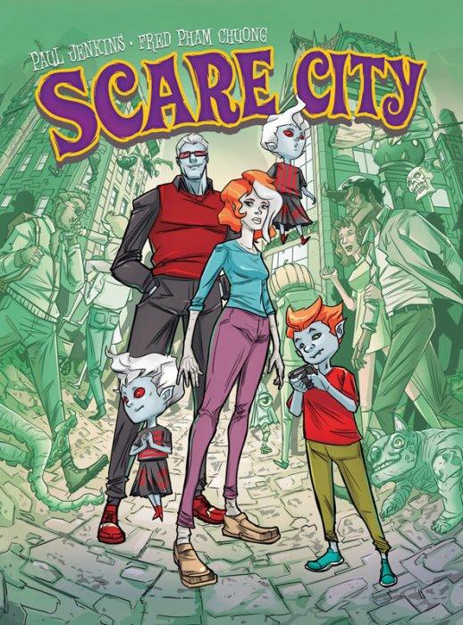 Scare City #1 - HC